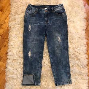 Maurice's Capri pant size 3/4